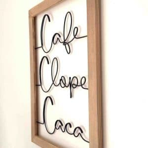 "Les 3 C : ""Café Clope Caca"""